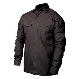 Blackhawk Cotton Tactical Long Sleeve Shirt Black
