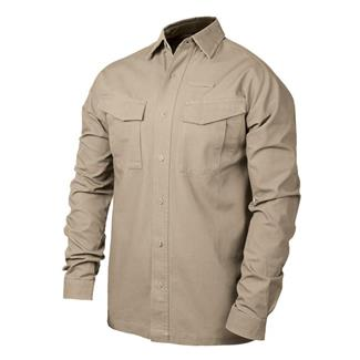 Blackhawk Cotton Tactical Long Sleeve Shirt Khaki