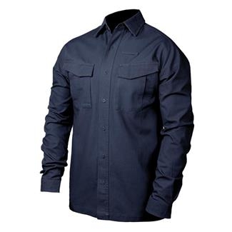 Blackhawk Cotton Tactical Long Sleeve Shirt Navy