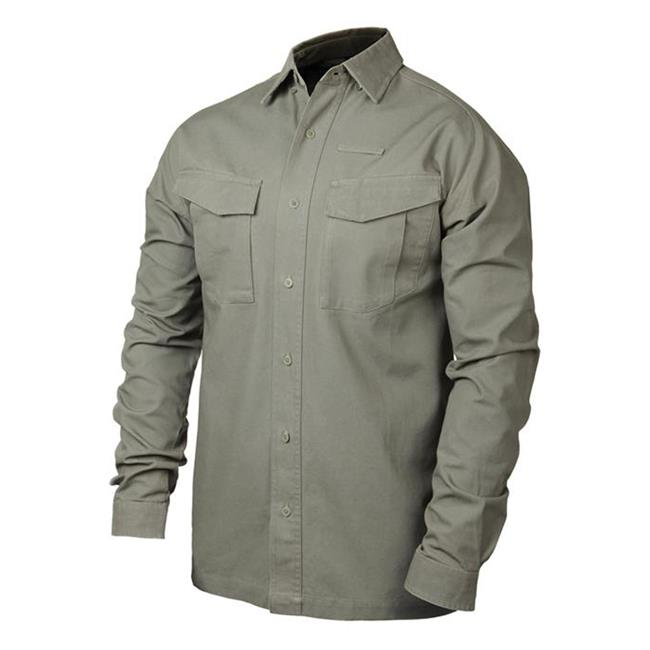 Blackhawk Cotton Tactical Long Sleeve Shirt Olive Drab