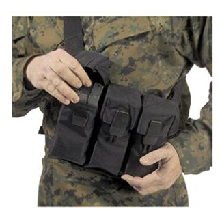 Elite Survival Systems Assault Mag Bag Black