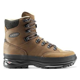 Lowa Trekker Dark Brown