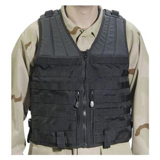 Elite Survival Systems Molle Tactical Vest Black