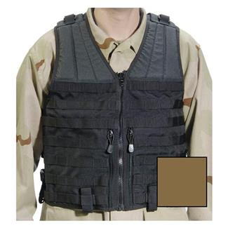 Elite Survival Systems Molle Tactical Vest Desert Tan