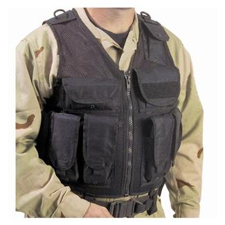 Elite Survival Systems Tactical Ammunition Vest Black