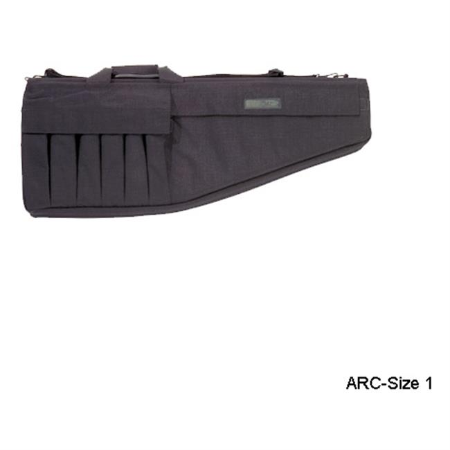 Elite Survival Systems Assault Rifle Case Black