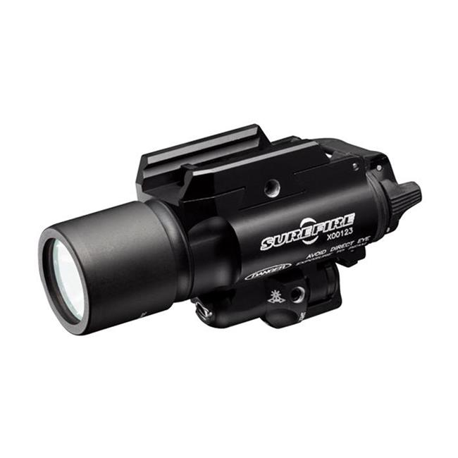 SureFire X400 WeaponLight with Laser Red Laser