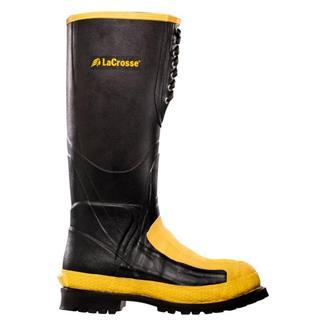 """LaCrosse 16"""" Meta-Pac AP AT Black / Yellow"""