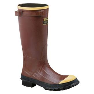 """LaCrosse 16"""" Pac ST Brown / Yellow"""