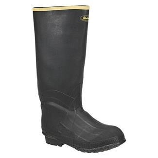 """LaCrosse 16"""" ZXT Knee IN Black"""