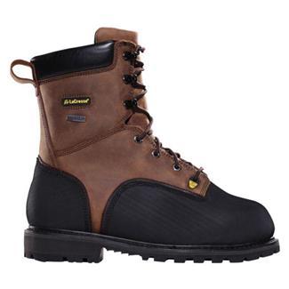 """LaCrosse 8"""" Highwall Miner ST 1000G Brown / Black"""