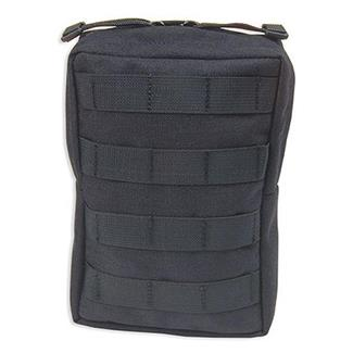 Elite Survival Systems MOLLE Medium General Utility Pouch Black