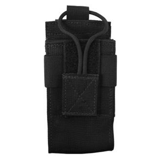 Elite Survival Systems MOLLE Universal Radio Pouch Black