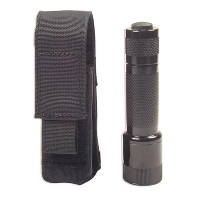Elite Survival Systems MOLLE Flashlight Pouch Black