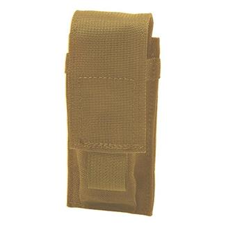 Elite Survival Systems MOLLE Pistol Single Mag Pouch Coyote Tan