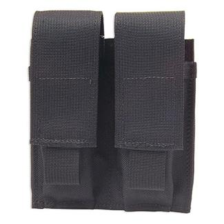 Elite Survival Systems MOLLE Pistol Double Mag Pouch Black