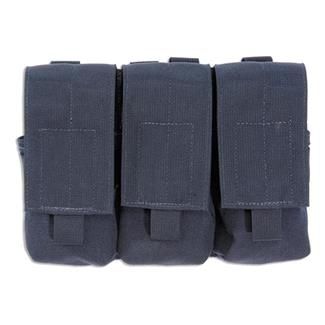 Elite Survival Systems MOLLE Assault Rifle Triple Mag Pouch Black