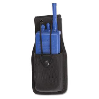 Elite Survival Systems Dura-Tek Swivel Radio Pouch Black