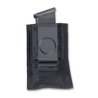 Elite Survival Systems Open Single Mag Pouches with Clip Black