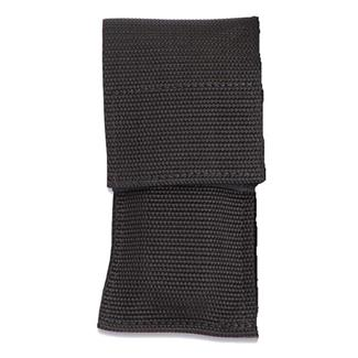 Elite Survival Systems Web Single Mag Pouches with Flap Black
