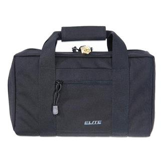 Elite Survival Systems Deluxe Pistol Case Black