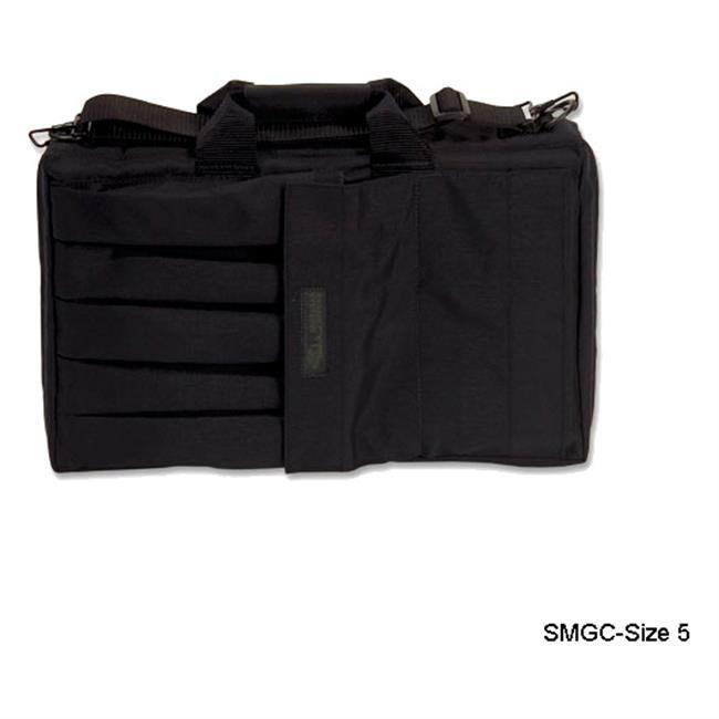 Elite Survival Systems Submachine Gun Case Black