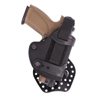 Elite Survival Systems Contour Paddle Holster Black