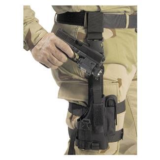 Elite Survival Systems Tactical Light Holster Black