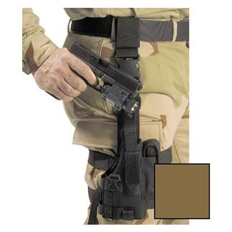 Elite Survival Systems Tactical Light Holster Coyote Tan