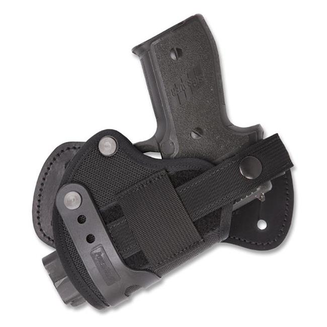 Elite Survival Systems Advanced Back Holster Black