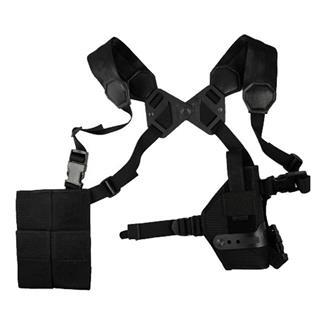 Elite Survival Systems M/ASH Shoulder Holster Black