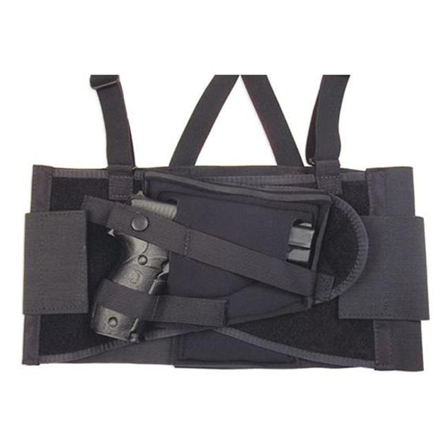 Elite Survival Systems Executive Protection Waistband Holster Black