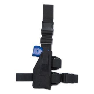 Elite Survival Systems Taser Thigh Holster Black