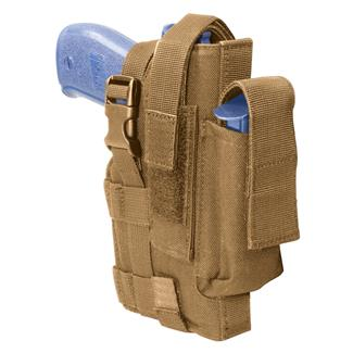 Elite Survival Systems Tactical Belt Holster Coyote Tan