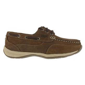 Rockport Works Sailing Club Boat Shoe ST Brown