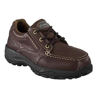 Rockport Works Extreme Light Casual Oxford CT Brown