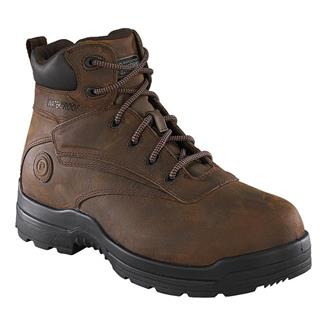 "Rockport Works 6"" More Energy Work CT WP Brown"