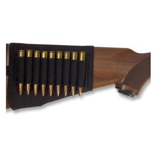 Elite Survival Systems Butt Stock Rifle Ammo Carrier Black