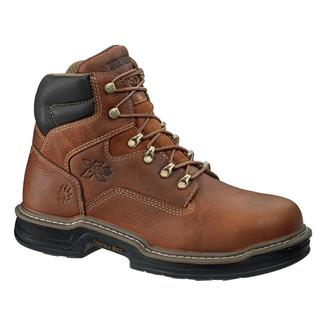 "Wolverine 6"" Raider Brown"