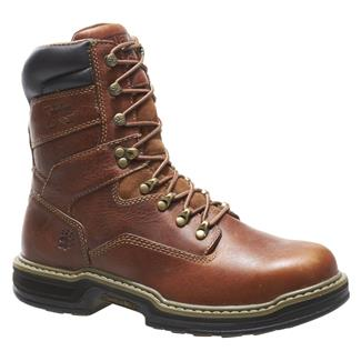 "Wolverine 8"" Raider ST Brown"