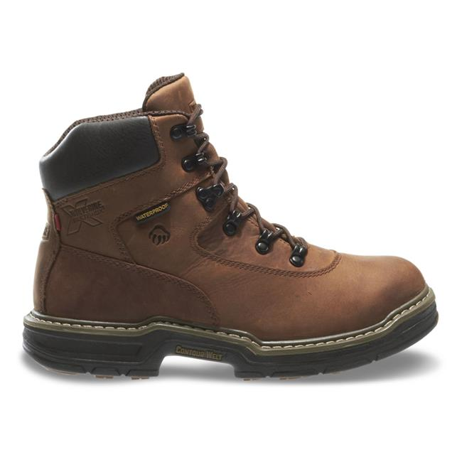 "Wolverine 6"" Marauder WP Brown"