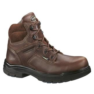 "Wolverine 6"" Durashocks CT Brown"