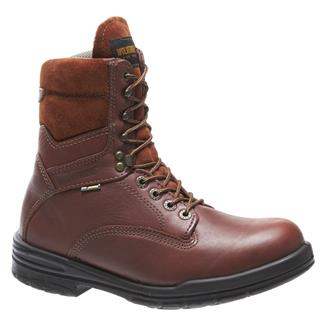 "Wolverine 8"" Durashocks Brown"