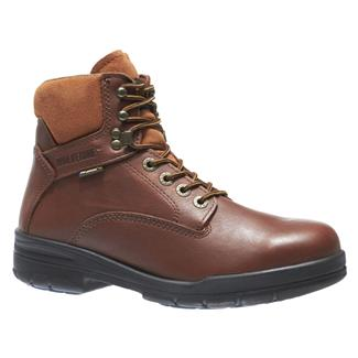 "Wolverine 6"" Durashocks ST Brown"
