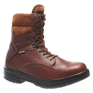 "Wolverine 8"" Durashocks ST Brown"