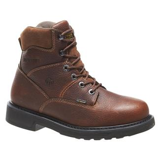"Wolverine 6"" Termor Brown"