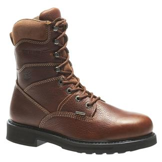 "Wolverine 8"" Tremor Brown"