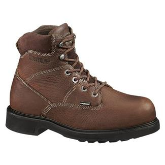 "Wolverine 6"" Tremor ST Brown"