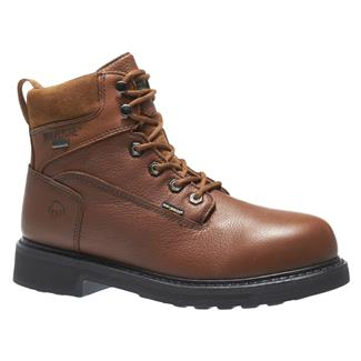 "Wolverine 6"" Durashocks GTX Brown"