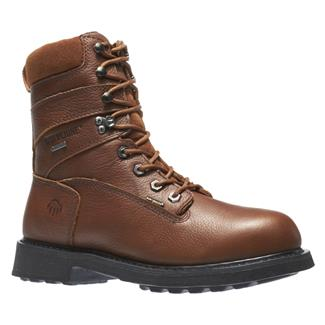 "Wolverine 8"" Durashocks GTX Brown"